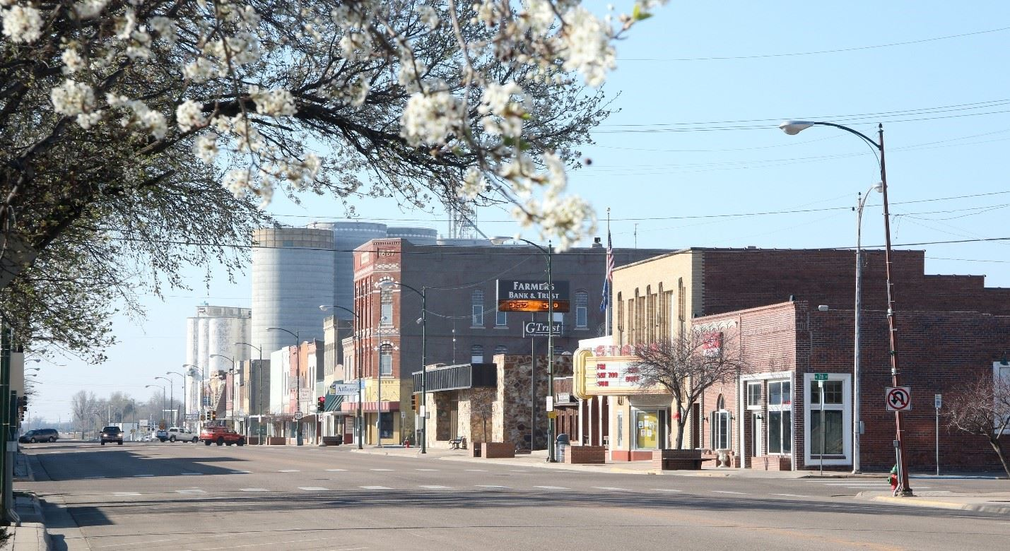 City of Larned